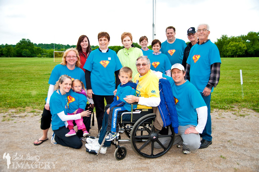 Relay For Life 2013 Team Photo.