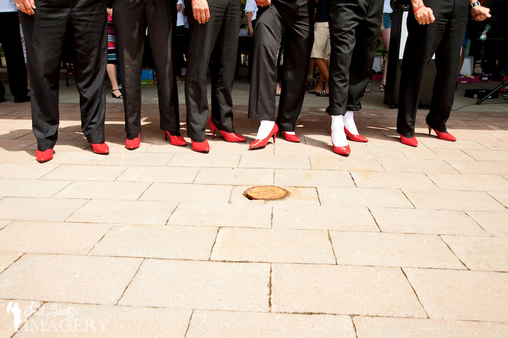 Walk A Mile In Her Shoes 2013