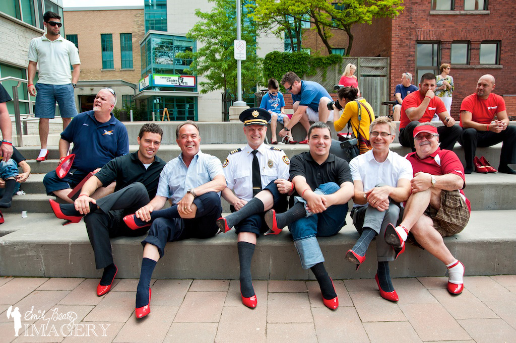 Walk A Mile In Her Shoes Cambridge 2013