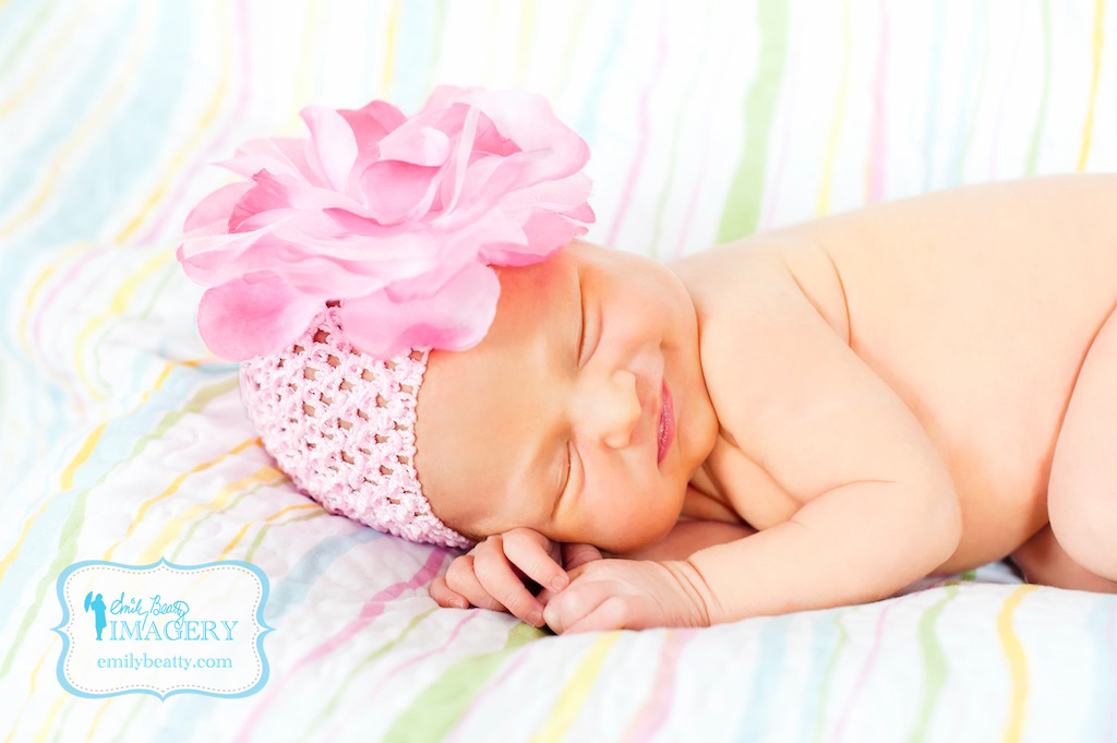 how to take good baby protraits