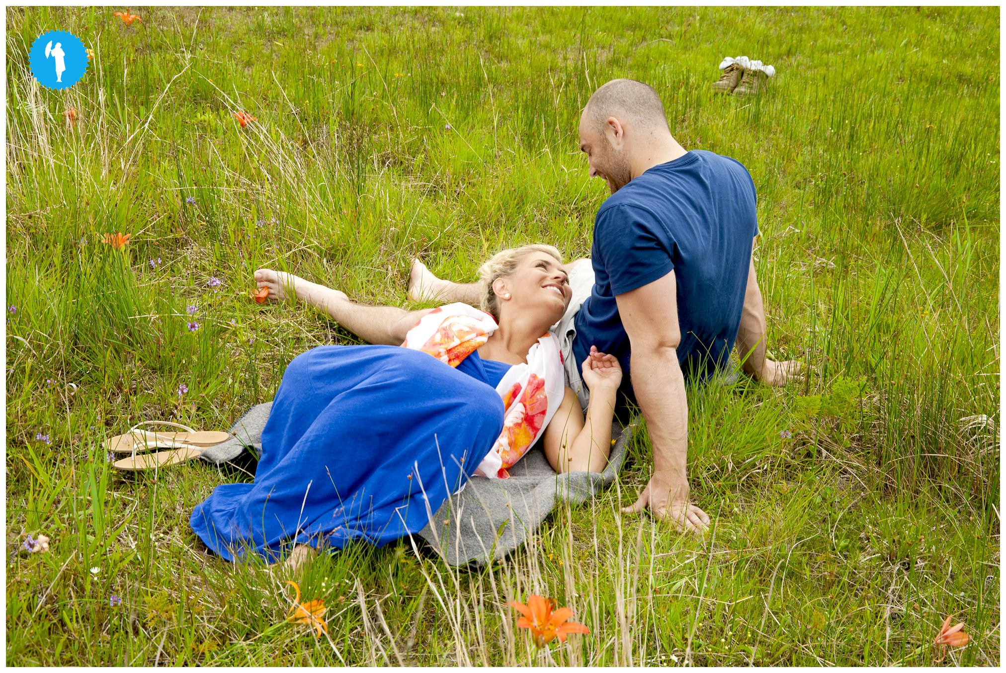 engagement photography by Emily Beatty