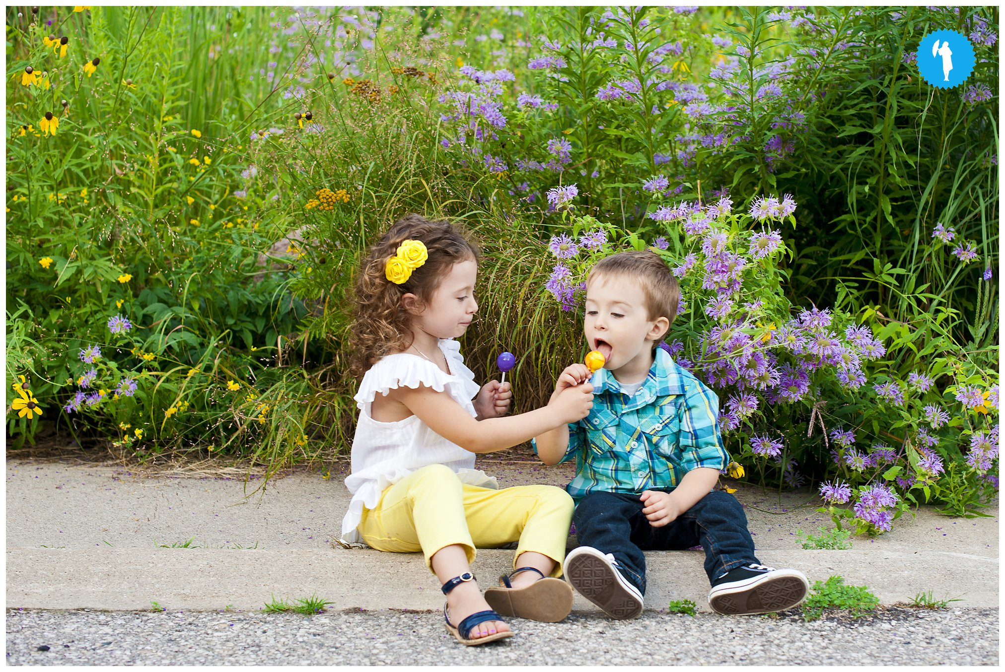 Kid's portraits in Kitchener-Waterloo by Emily Beatty Imagery.