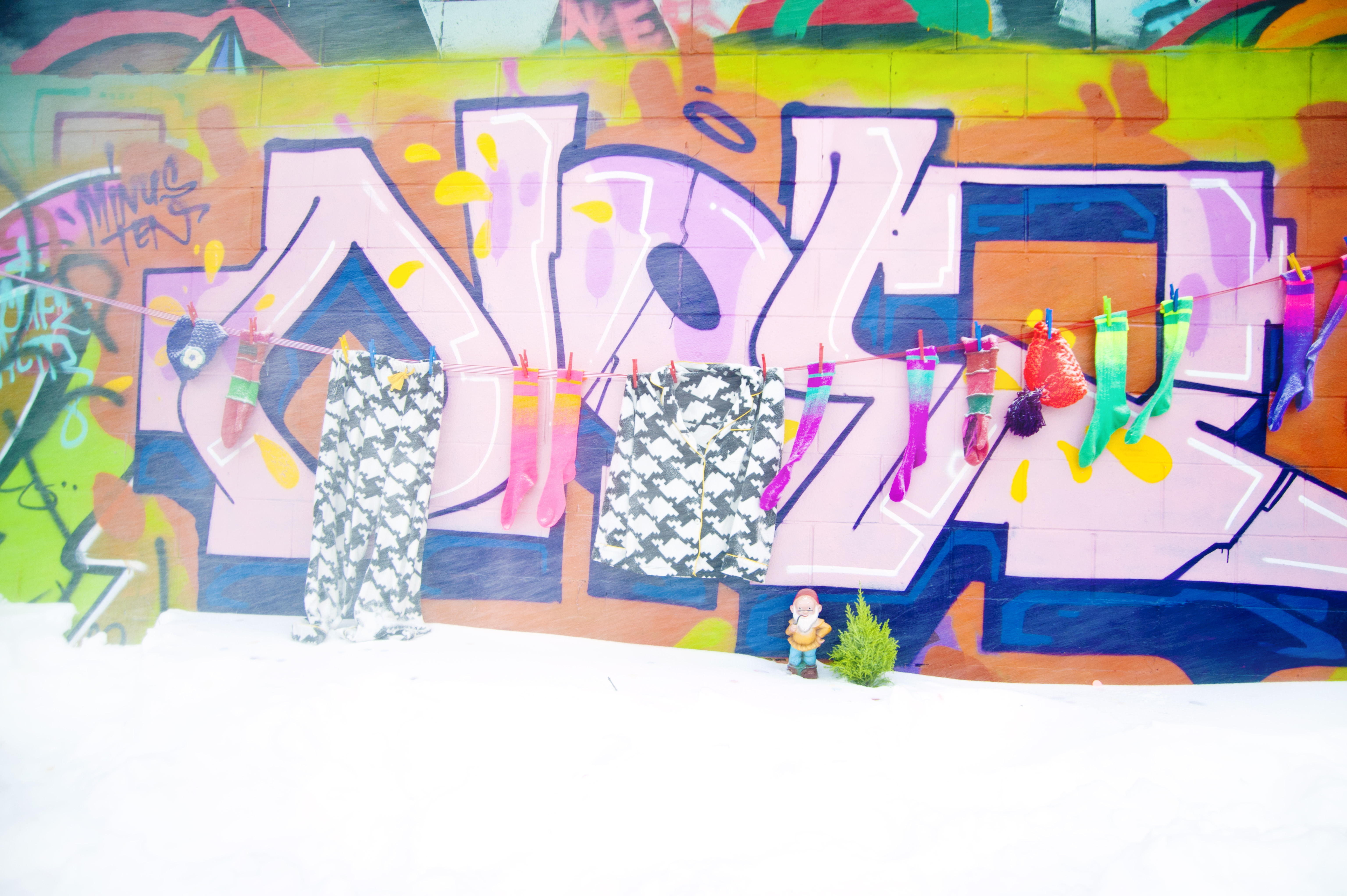 KW graffiti photography