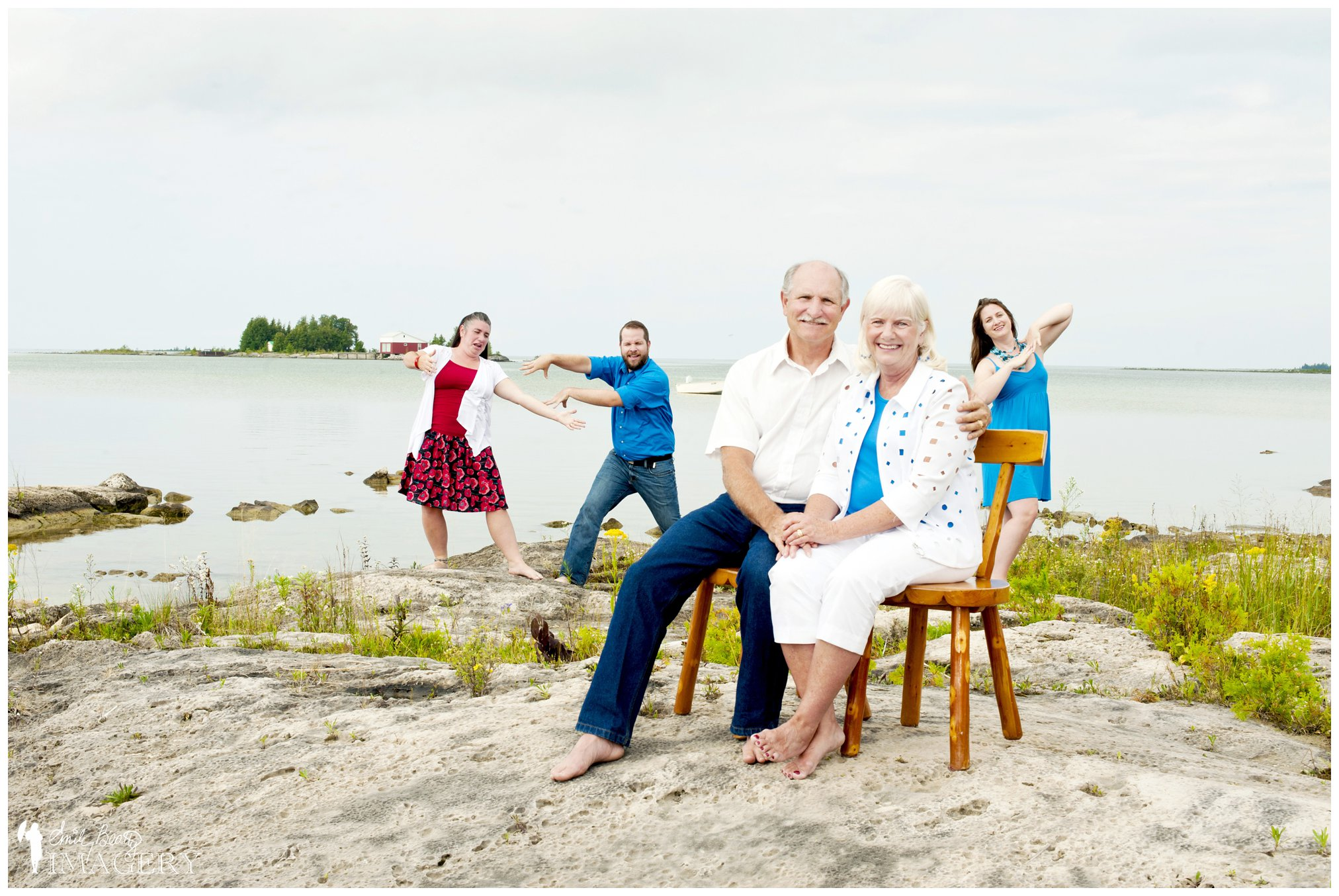 Bruce Peninsula Family Photos