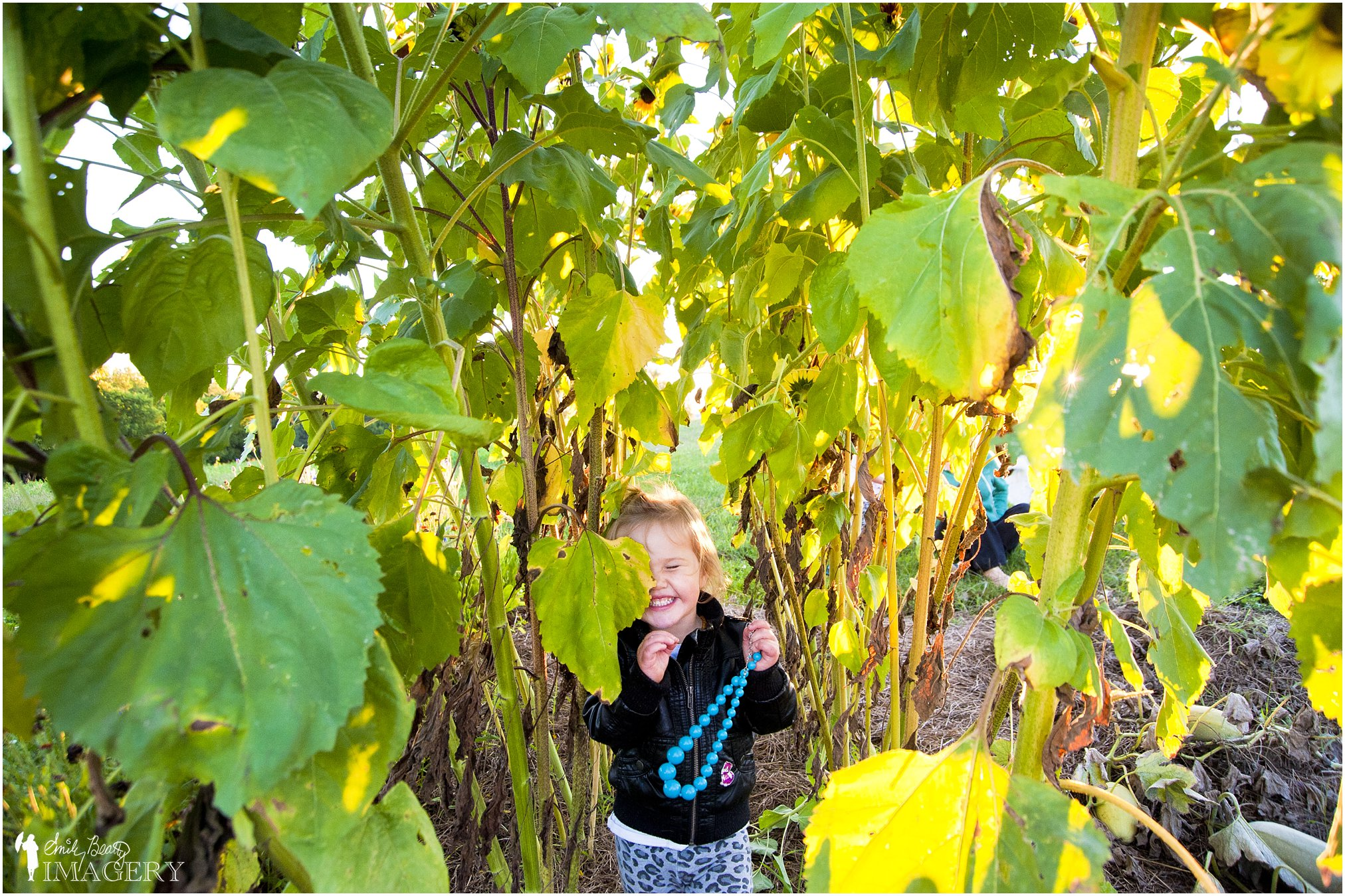 Kids Portraits at Steckle Heritage Farm in Kitchener